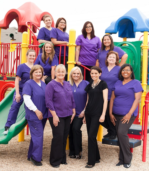 West Temple Orthodontics Staff